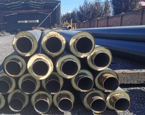 直埋式钢套钢蒸汽保温管结构机理是怎样的?