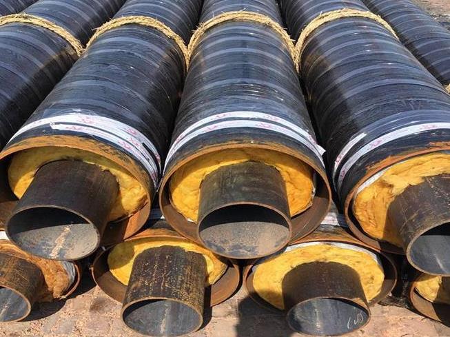 钢套钢保温管材料的作用与特性主要有哪些?