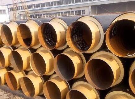 聚氨酯保温钢管在工程中的优良性能表现