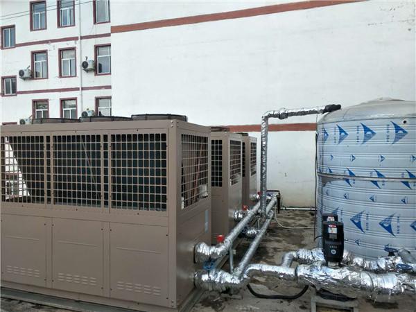 冷热水机组生产