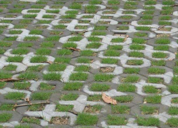襄阳植草砖