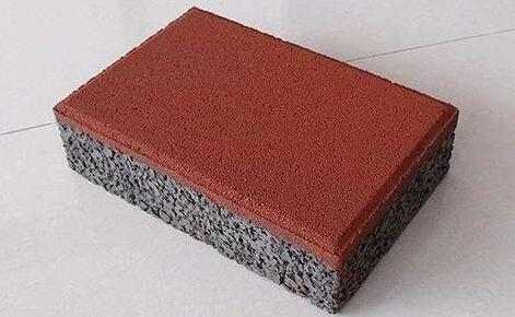 透水砖的分类有哪几种呢?看看武汉砂基透水砖厂家分享的6种!