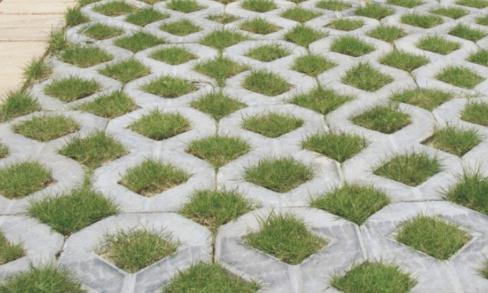 大家知道植草砖有什么样的优点吗?看看这3点!