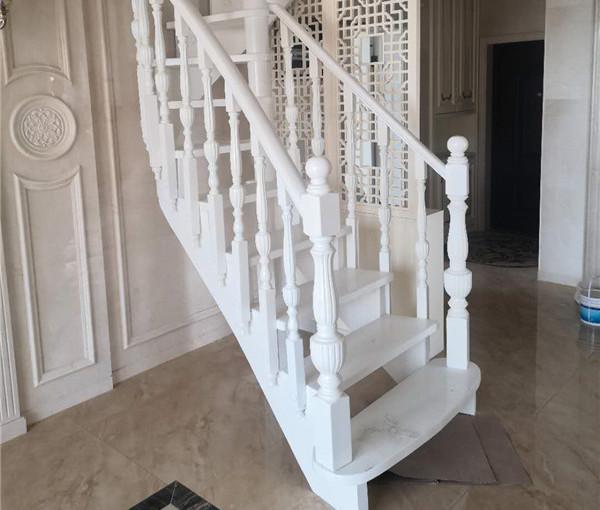河南鋼木樓梯安裝
