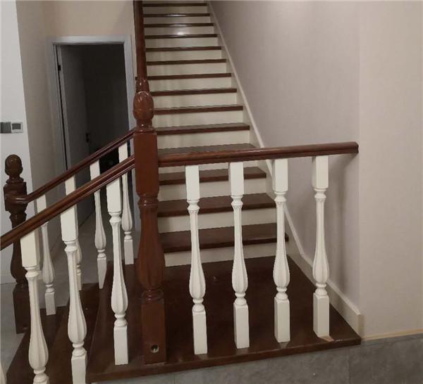 河南實木樓梯