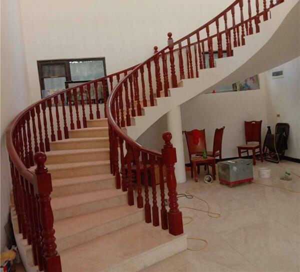 河南旋轉樓梯廠家簡析樓梯設計的種類有哪些?