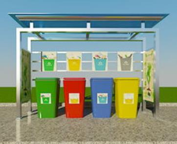 为什么现在二分类的垃圾亭越来越少了呢?