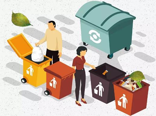 你知道垃圾分类有哪些好处吗?