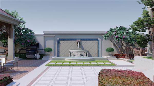 陕西庭院景观设计如何加入多个小亮点【陕西庭院景观设计】