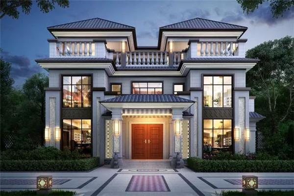 小庭院设计技巧,让你的小院显的足够大