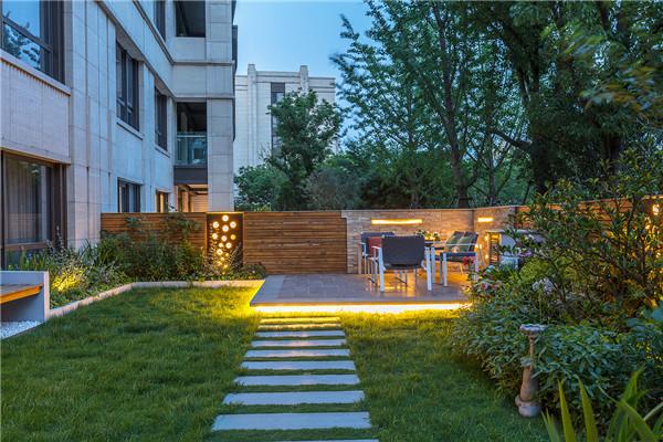 陕西小庭院花园景观设计怎么把握,这些你知道吗?