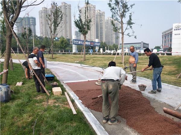陕西生态透混结构工程