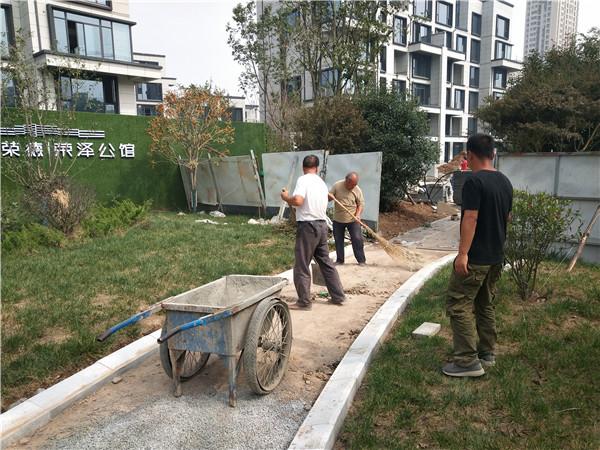 现代陕西庭院设计:4个小技巧教你打造精简小院儿,好看不贵还有品味!