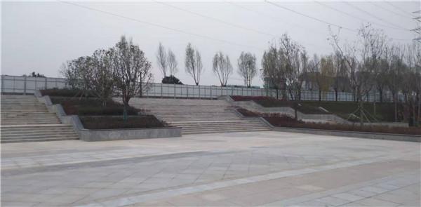 陕西市政园林设计