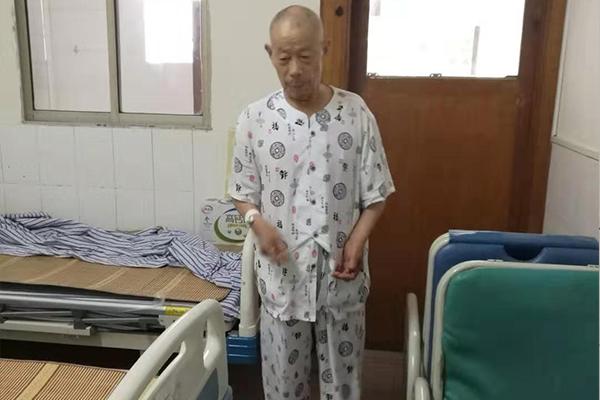 脑梗死伴左侧肢体功能障碍康复案例