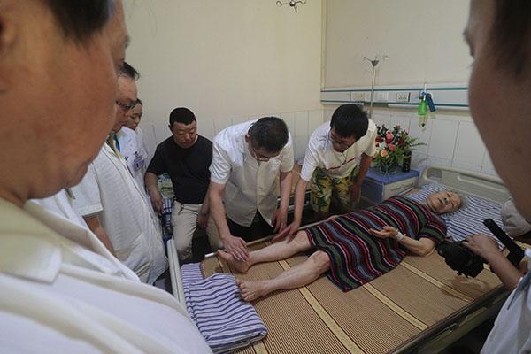 颈肩腰腿痛MRI检查