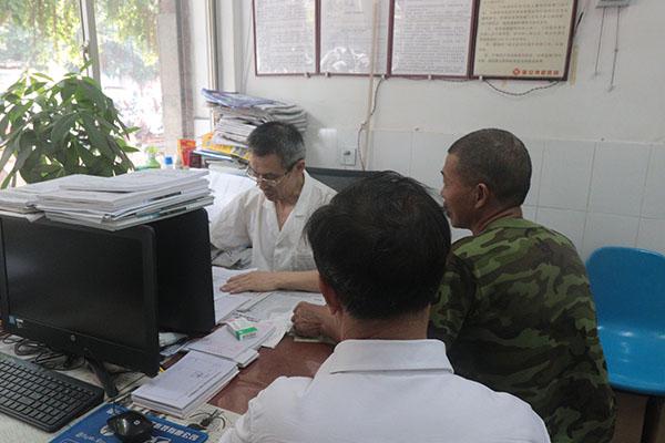 亚健康人群体检项目
