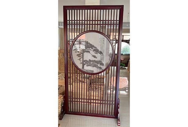 成都新中式木門