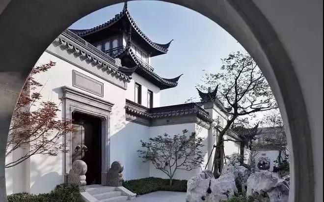 成都新中式門窗來啦,看看里面有何門道?