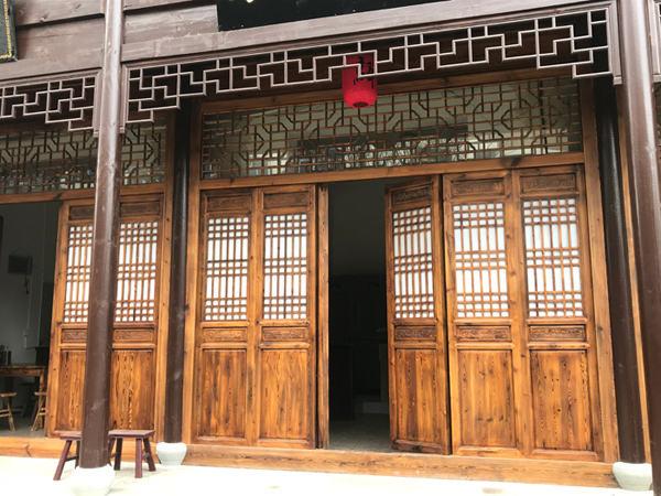 成都中式仿古门窗