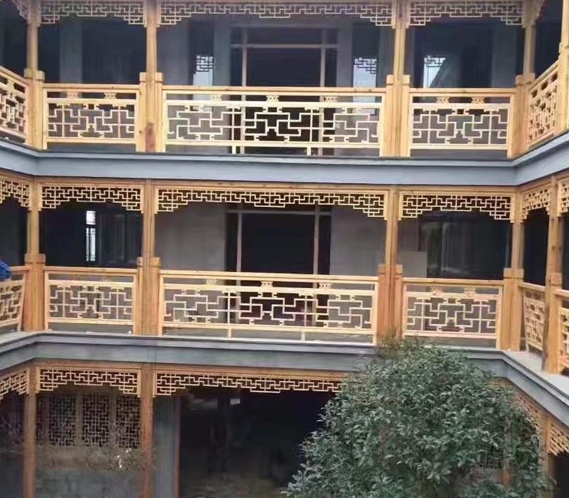 成都新中式仿古门窗