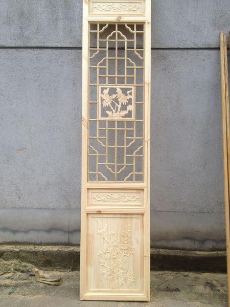仿古建筑——雕刻仿古门窗时的注意事项