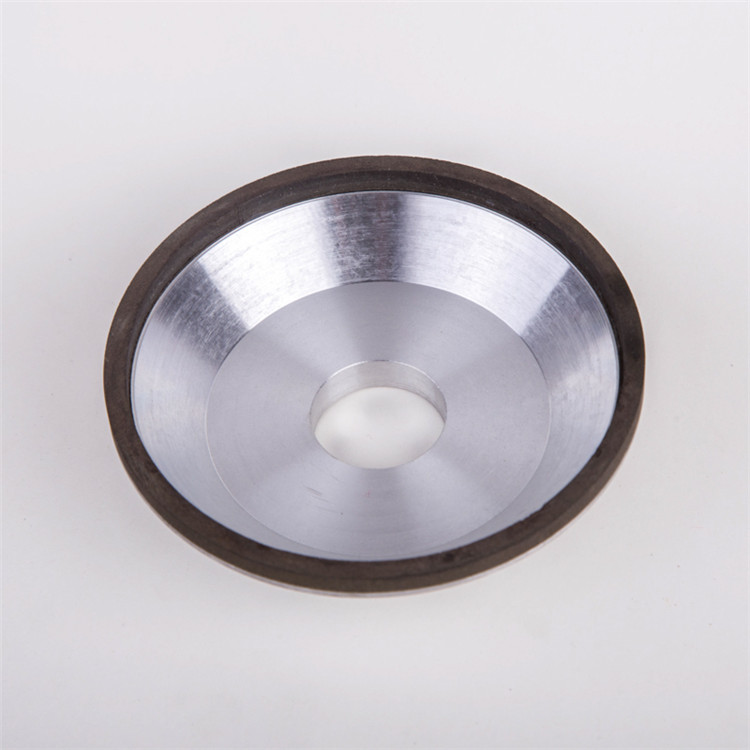 金刚石砂轮片广泛用于普通磨具难于加工的低铁含量的金属及非金属硬脆材料