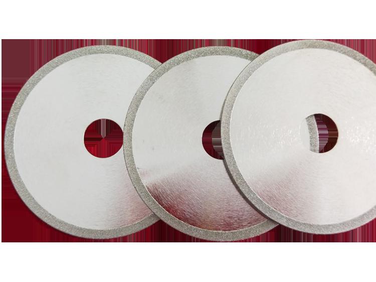 河南砂轮生产厂家浅谈电镀金刚石砂轮的应用范畴有哪些