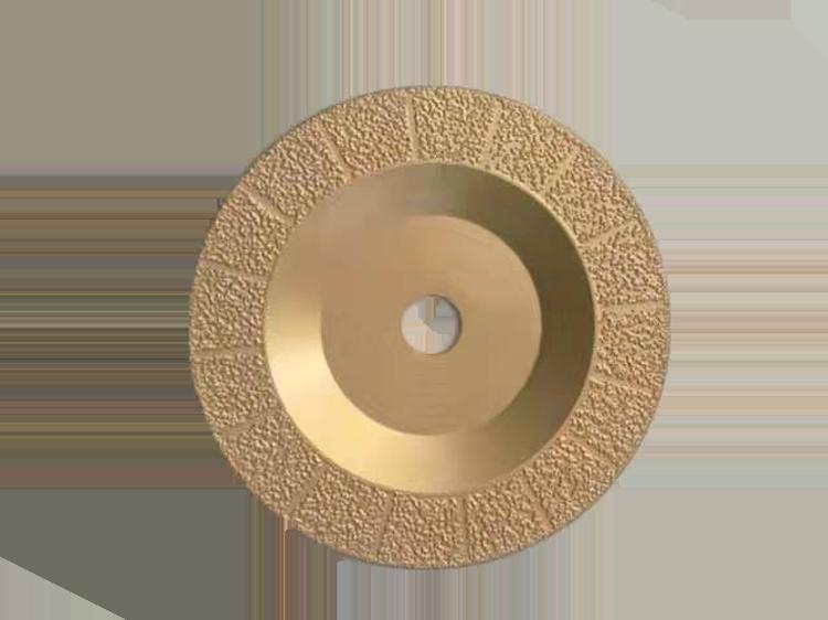 钎焊金刚石砂轮