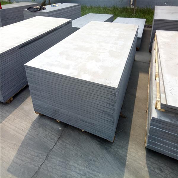 河南水泥纤维板施工