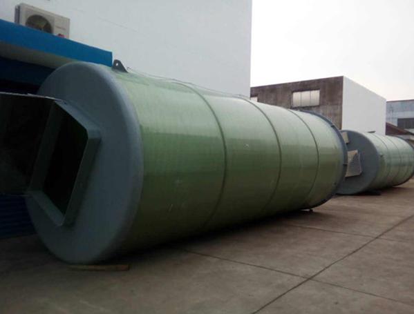 四川一体化泵站厂家