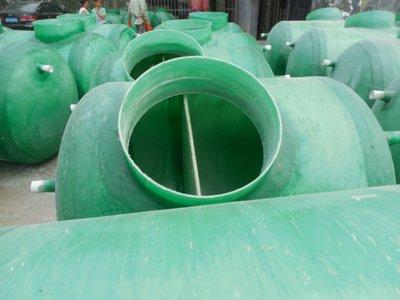 为什么成都玻璃钢化粪池在市场占有率这么高呢?