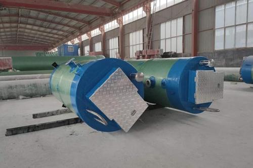 一体化地埋式提升泵站厂家告诉你它的一些原理?