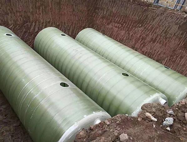 四川加强型玻璃钢化粪池