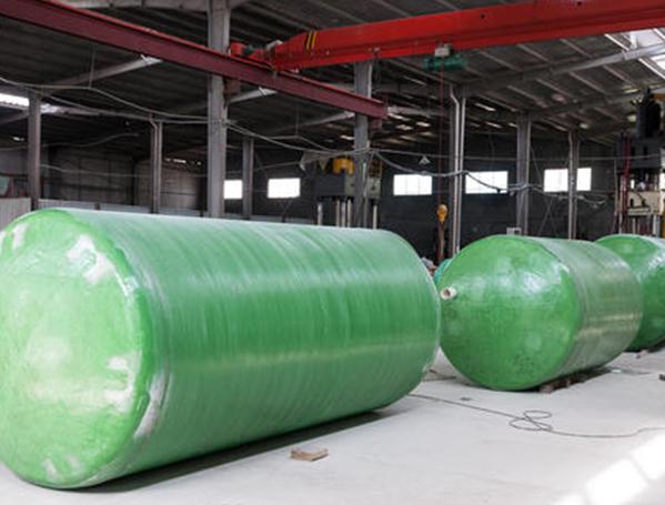 四川五立方玻璃钢化粪池厂家