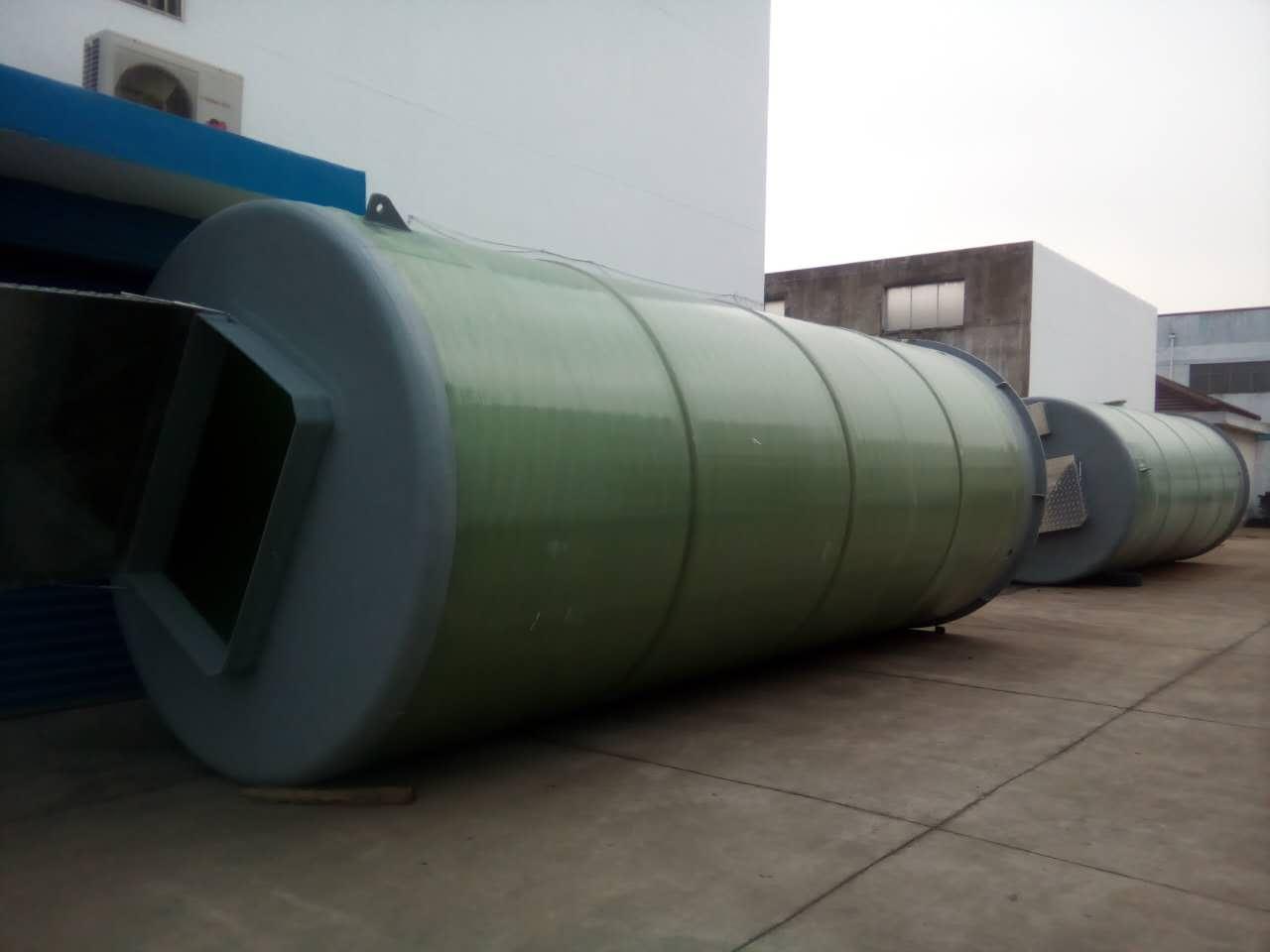四川一体化泵站的主要功能你都知道哪些?