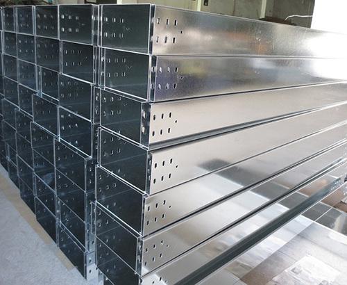 四川镀锌槽式电缆桥架的结构特点