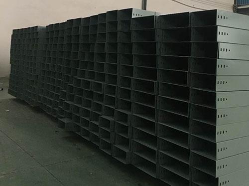 简析四川槽式电缆桥架的安装要点!