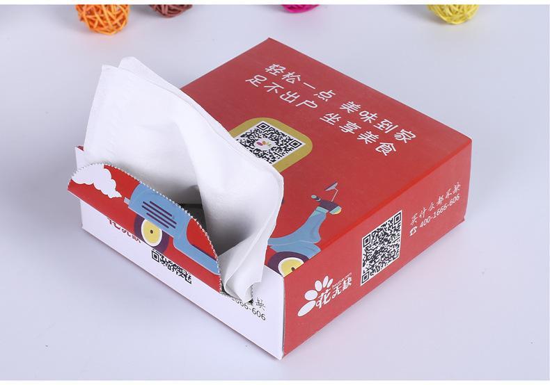 选择成都盒装抽纸规格应该从哪方面考虑?