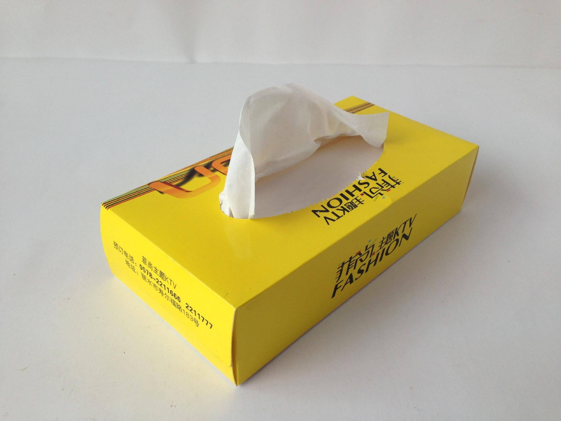 成都盒装纸巾