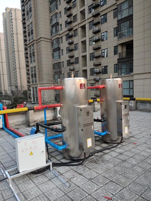 添和商用容积式中央热水器