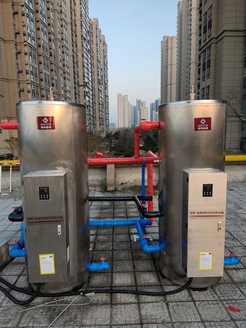 添和商用容积式中央热水设备室外款
