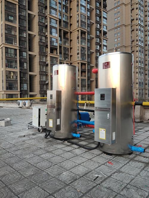 添和商用容积式中央热水器室外款