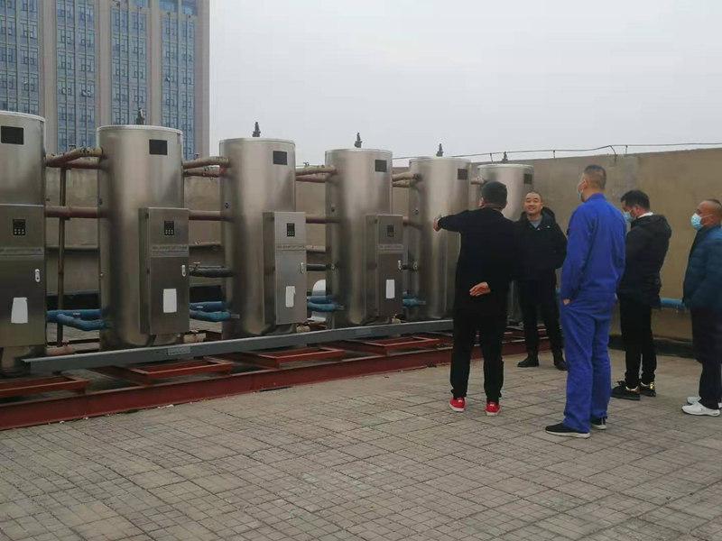 中古酒店商用热水设备
