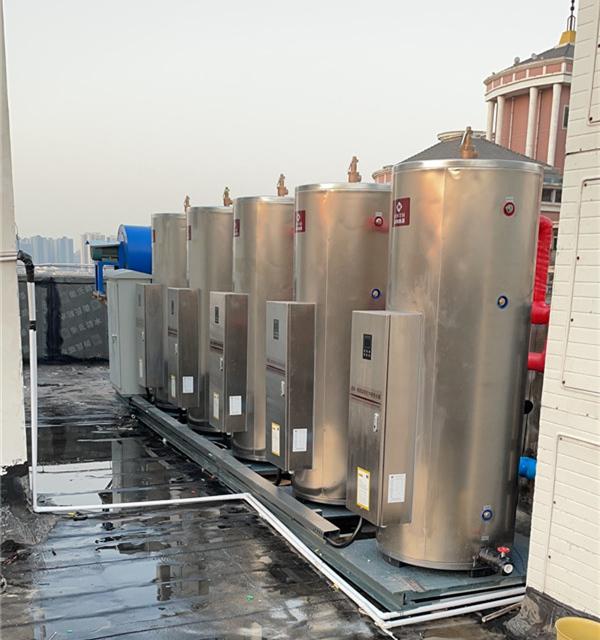 容积式中央热水器