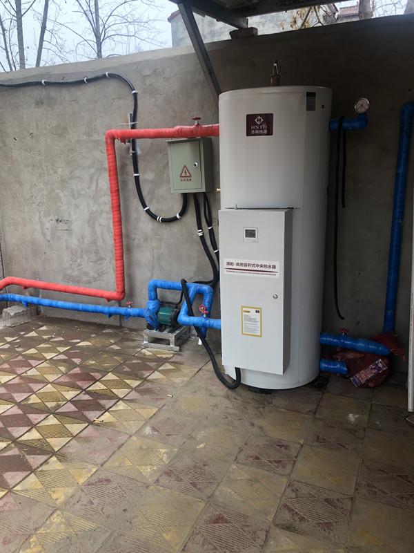 添和商用热水器