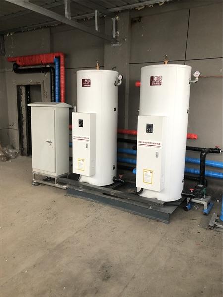 中央热水设备忽冷忽热,应该如何解决?