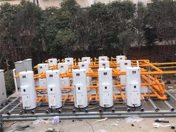 中央热水设备