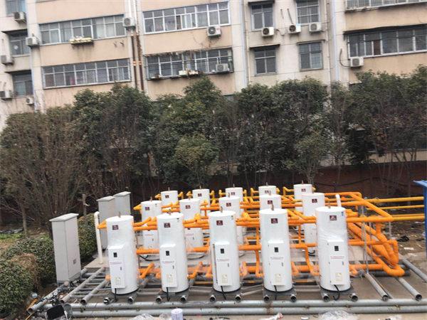 中央热水设备案例