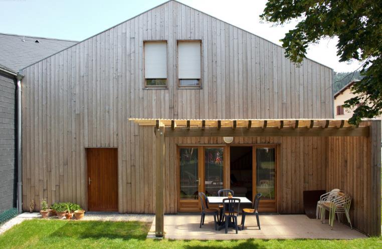 木屋的建筑结构和类型有哪些